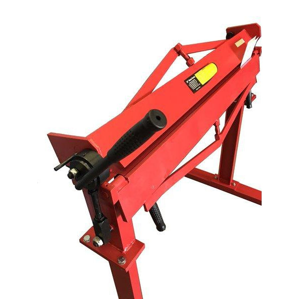 "Heavy Duty 36"" Metal Sheet Bender with Stand"