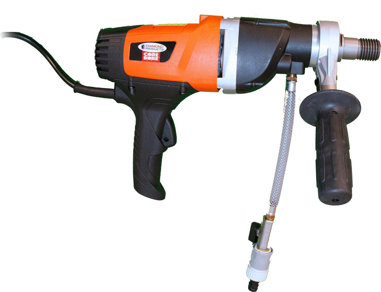 Core Bore CB515 Hand-Held Core Drill Motor with Slip Clutch