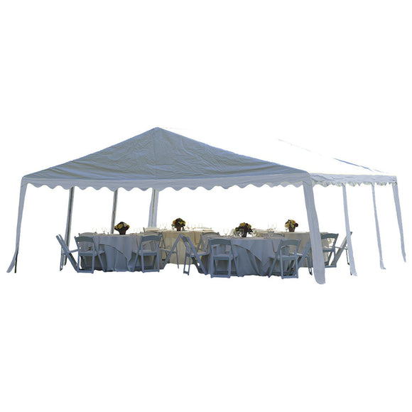 ShelterLogic Party Tent, White, 20 x 20 ft.