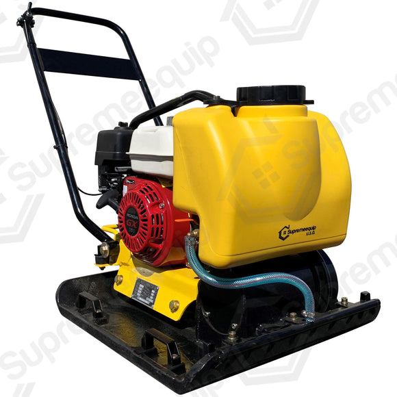 Honda GX160 HD Cast Iron Vibrating Plate Compactor Large 20x24 Plate