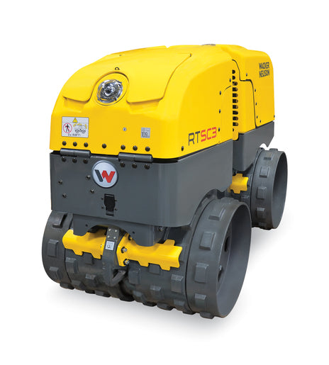 RTLx-SC3 Trench Roller w/Compatec