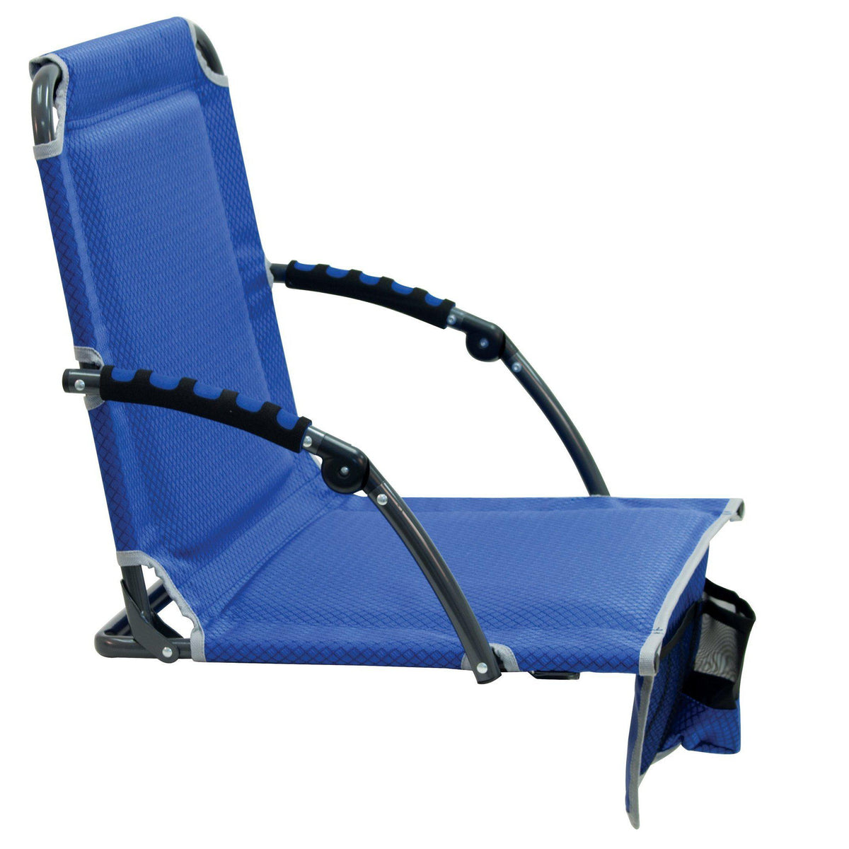 Rio Adventure Bleacher Boss Stadium Chair with Wrapped Arms