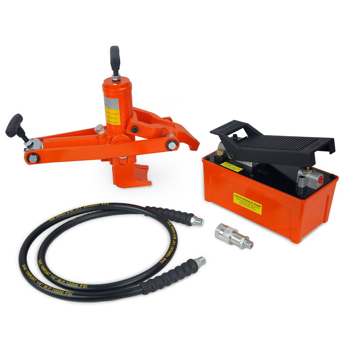 Portable 10000PSI Hydraulic Tire Bead Commercial Breaker Changer Auto Tools