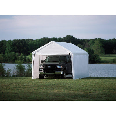 ShelterLogic MaxAP Canopy Enclosure Kit, 10 x 20 ft. (Frame and Canopy Sold Separately)