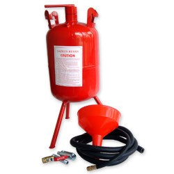 20 Gallon Air Sandblaster with Ceramic Tips