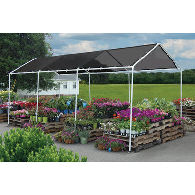 ShelterLogic Shade Canopy, 8 x 20 ft.