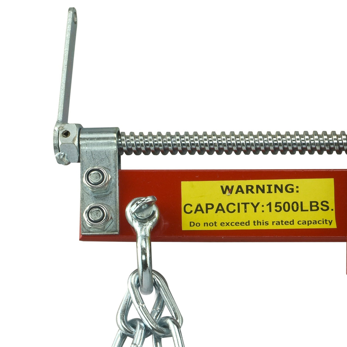 Professional Engine Load Leveler | 3/4 Ton 1500lb Capacity Heavy Duty Hoist Mount lift