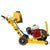 "Honda GX200 16"" compact walk-behind concrete saw cement"