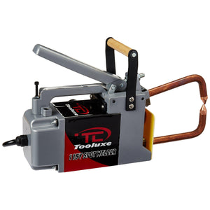 "Electric Spot Welder | 1/8"" Single Phase Portable Handheld Welding Gun 115V"