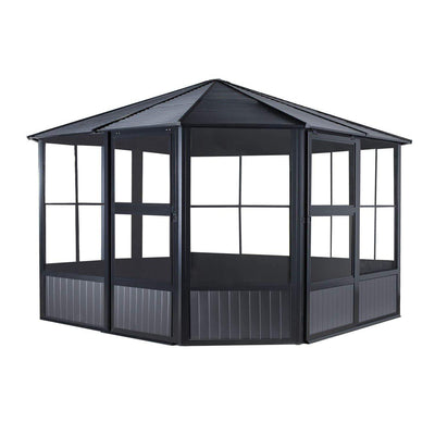 ShelterLogic Charleston Octagon Solarium 12 x 12