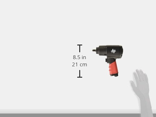 "1/2"" Composite Air Impact Wrench 