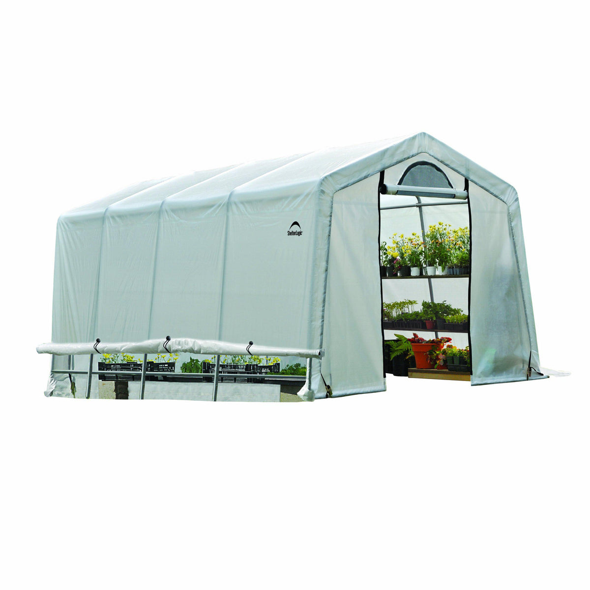 ShelterLogic GrowIT Greenhouse-in-a-Box 10 x 20 x 8 ft.