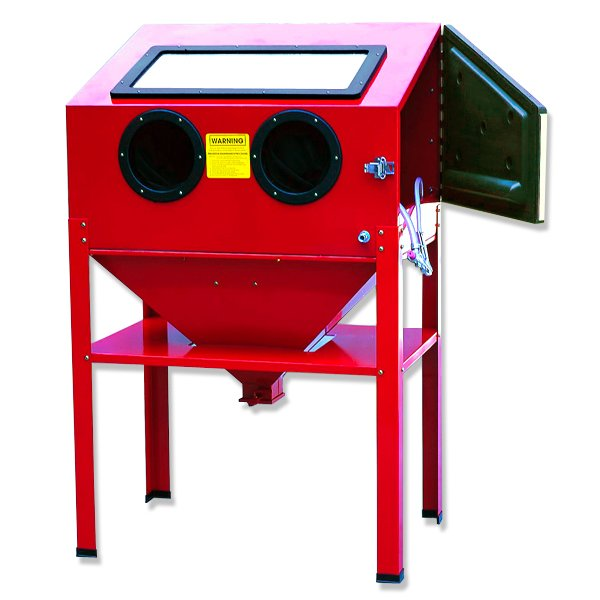 Air Sand Blaster Cabinet Blast Cabinet Glass Bead Media