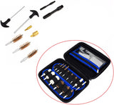 Gun Cleaning Kit 103pc Universal Firearm Maintenance Shotgun Rifle Hand Pistol