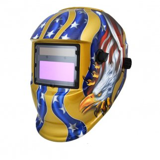 Automatic Welding Helmet MMA/MAG - MIG /TIG SWITCH