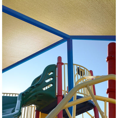 ShelterLogic Shade Sail, Sand, 6 x 25 ft.