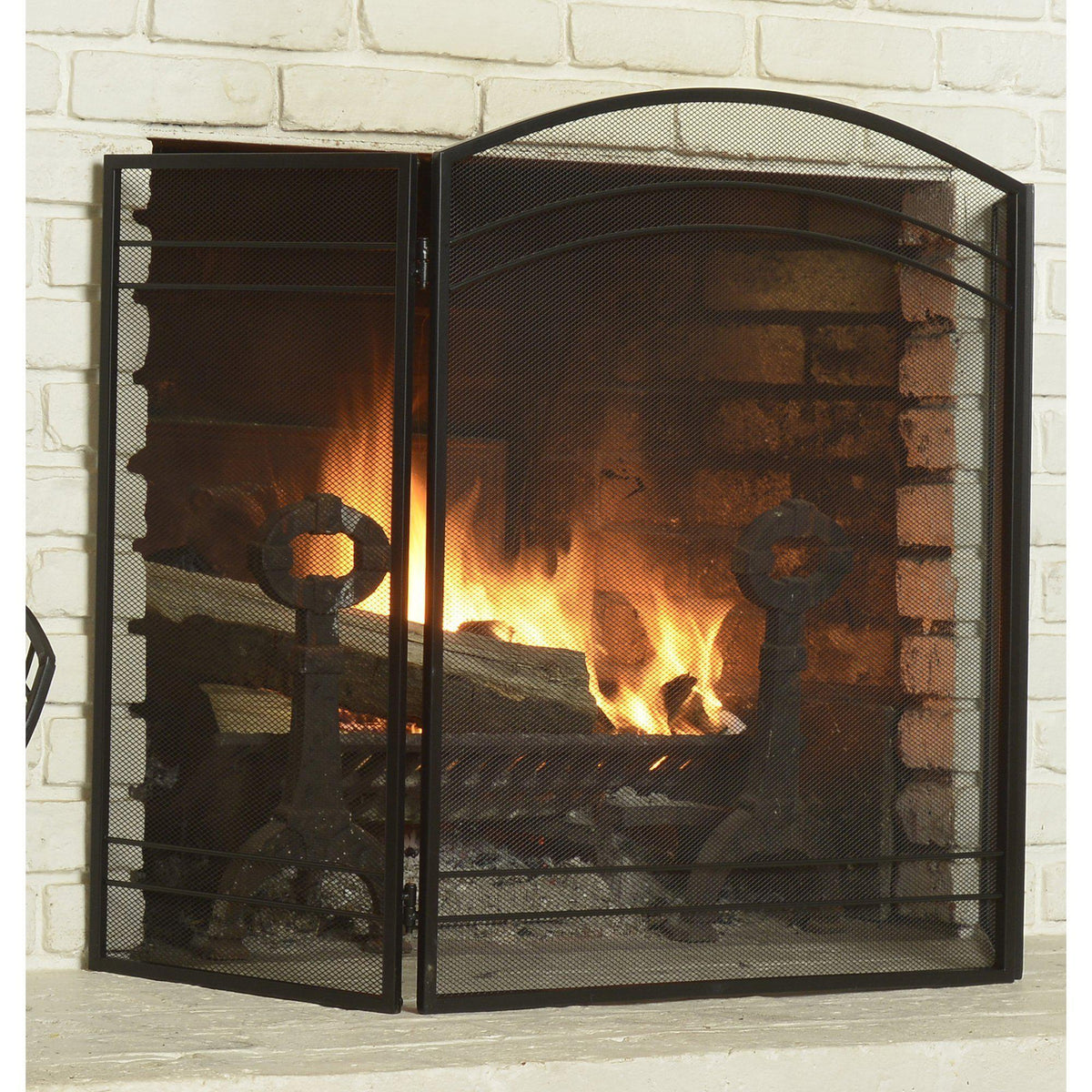 ShelterLogic Fireplace Classic Screen