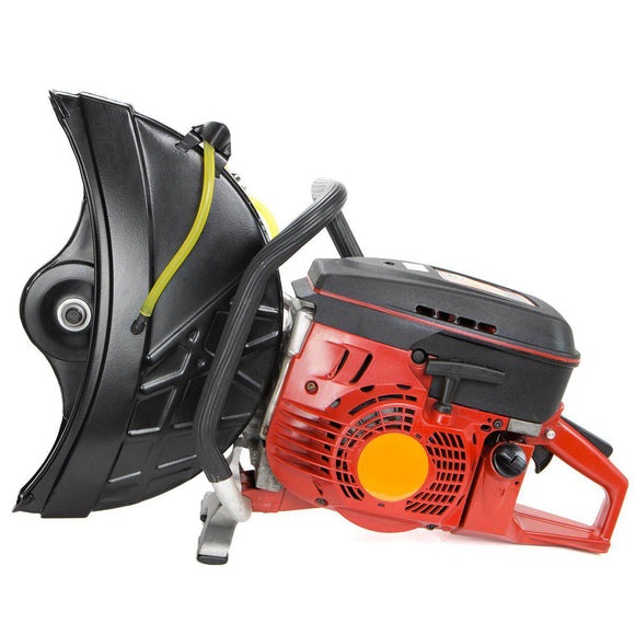 Handheld Gasoline Cut off Saw Machine 14