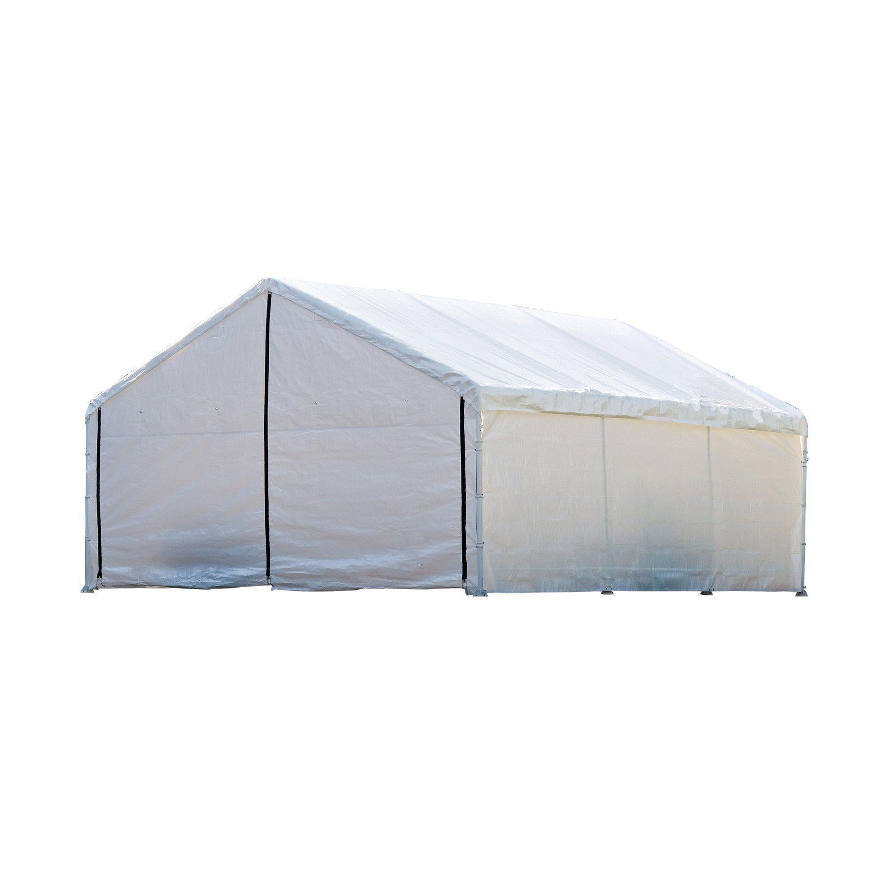 ShelterLogic 18-Feet Super Max Canopy Accessories Enclosure Kit