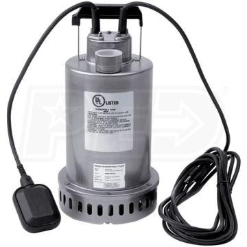 "Honda WSP53AA - 70 GPM (1-1/2""- 2"") Submersible Utility Pump w/ Float Switch"