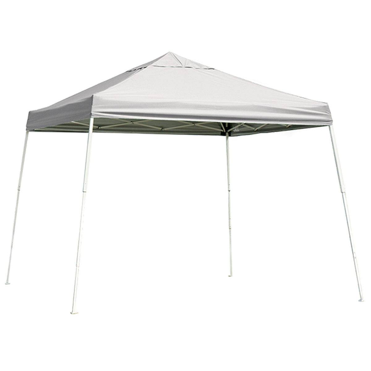 ShelterLogic Slant Leg Pop-Up Canopy with Roller Bag, 12 x 12 ft.