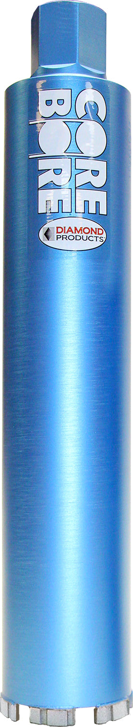 "6"" Star Blue Wet Coring Core Bore Bit"