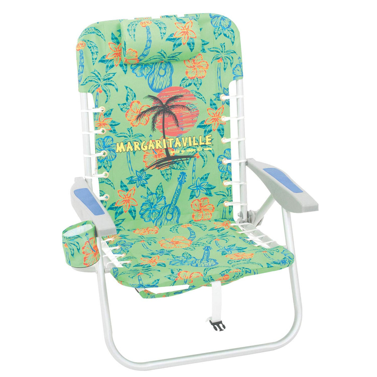 Alum BKPACK Chair-Green