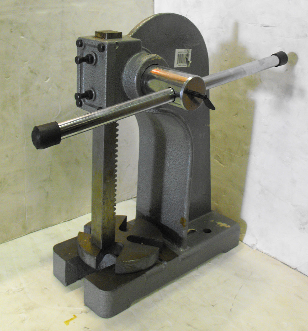 Heavy Duty 2 Ton Arbor Press
