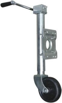 Trailer Jack 1000 lbs Capacity with Wheel