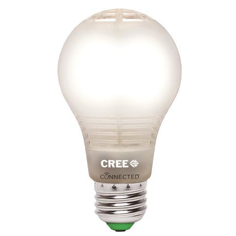 Pack of 10 Cree MC-100 40W Equivalent 5000K A19 LED Light Bulb