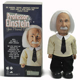 Professor Einstein -  robot with voice recognition & Wifi connection