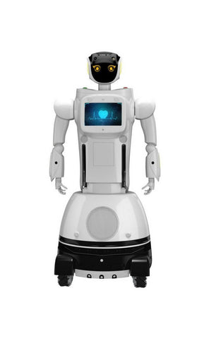 SANBOT MAX - Multifunctional Commercial Robot