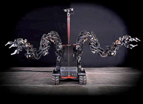 SARCOS GUARDIAN GT - Heavy Duty Remote Operate Robot