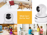 IP Wi-FI Wireless Home Security Camera