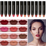Waterproof colorful Lipsticks