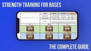 Building The Base - Strength Training for Bases - The E-Book
