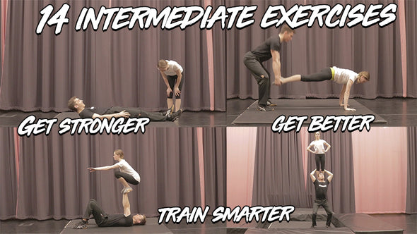 Intermediate Exercises + Drills