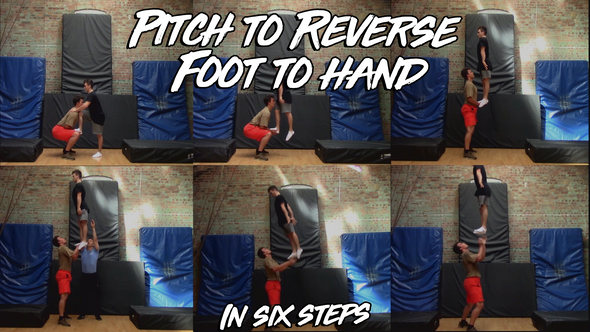 Pitch To Reverse Foot to Hand - Instructional Video