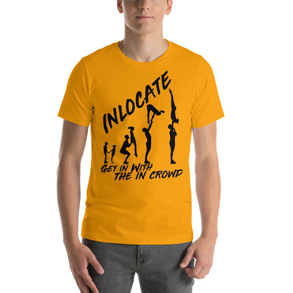 Inlocate - Men's T Shirt