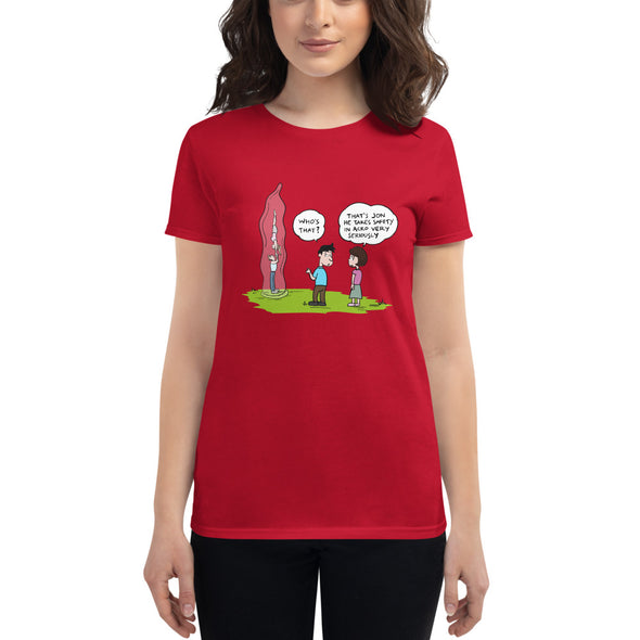 Safety First! - Women's T-Shirt