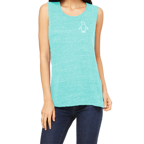 Penguin Scoop Muscle Tank - Adélie Outfitters