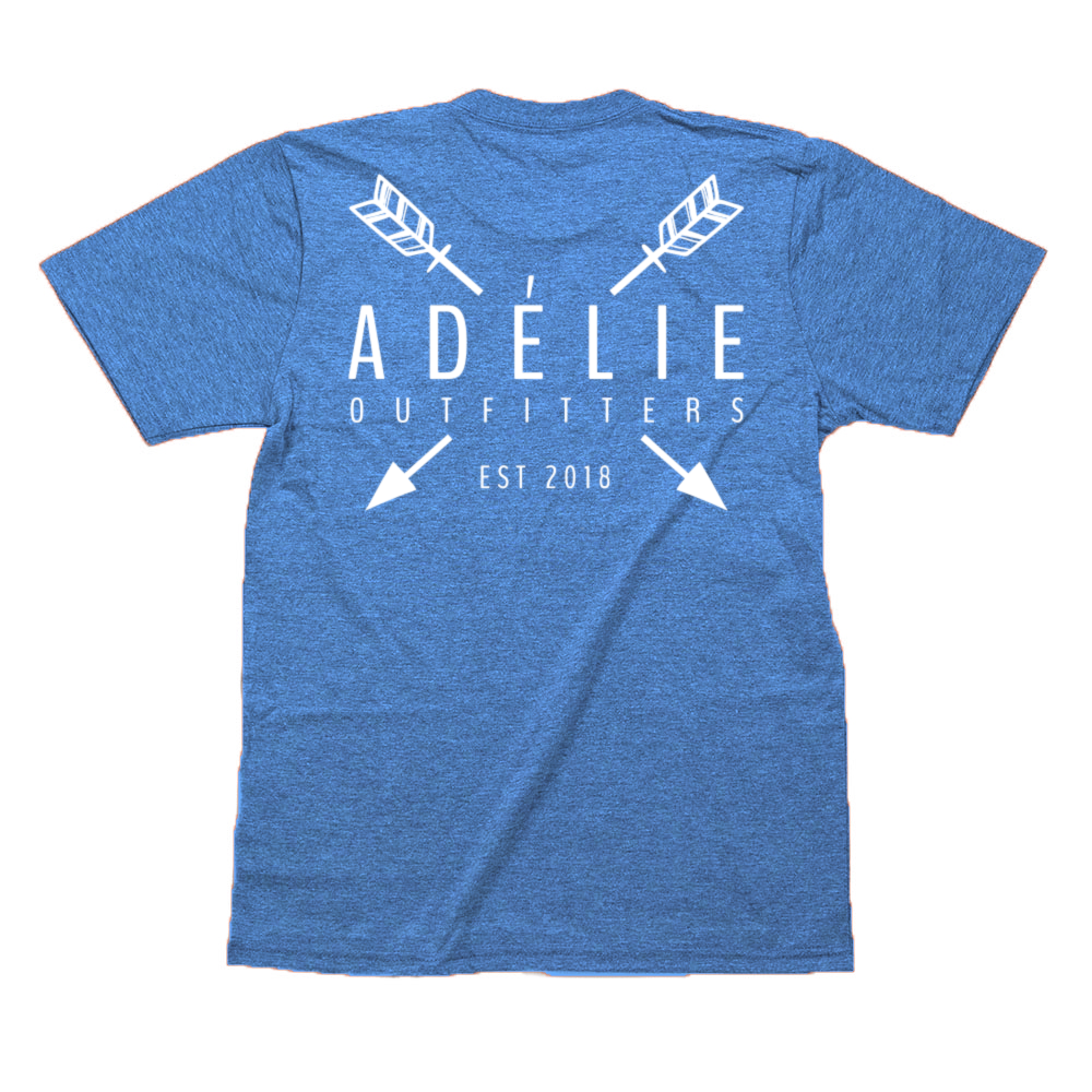 Tribal Jersey Tee - Adélie Outfitters