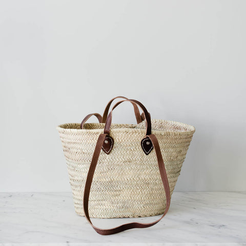 French Shopper Basket