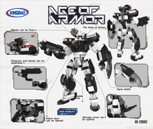 Load image into Gallery viewer, Xingbao Age of Armor, Mech Series 2in1 | XB20001-20004