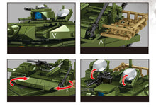 Load image into Gallery viewer, SY Main Battle Tank Series | 0102-0105