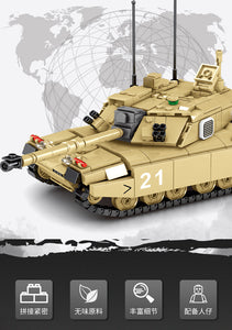 SY Main Battle Tank Series | 0102-0105