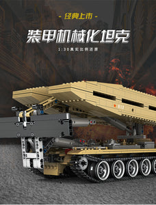 Kazi Type 84 Tank Launched Bridge (AVLB) | KY10006