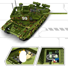 Load image into Gallery viewer, Panlos Type 99 Tank - 632002