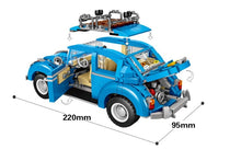 Load image into Gallery viewer, LOZ Mini 2 in 1 Beetle | 1114