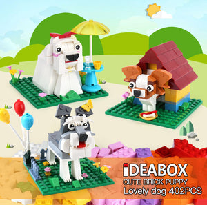 Xingbao - Cute Brick Puppy part 1 - XB18002